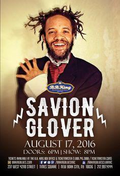 Savion Glover (8.17.16)