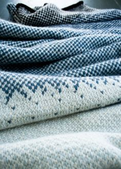 Arctic Wrap | The Purl Bee