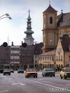 Bratislava, Nostalgia