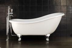 Vasca Da Bagno In Ghisa Con Piedini : Vasche da bagno freestanding casafacile
