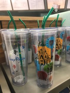 There is a New Disney Parks Themed Starbucks Tumbler