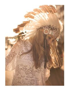 #cute #hat #summer #girl #indian #feathers
