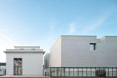 Aires Mateus . Olivier Debré Contemporary Art Centre . Tours (4)
