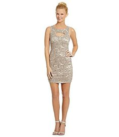 Lace dress at dillards quinceanera