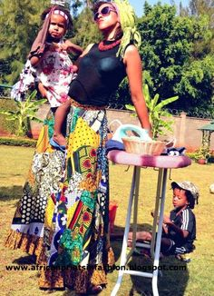 African Prints in Fashion: Prints of the Week: House of Hadassah