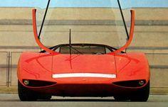 1971 Fiat Abarth 2000 Coupe (Pininfarina)