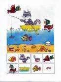 Find the picture - Encuentra la imágen Preschool Printables, Preschool Worksheets, Kindergarten Activities, Preschool Crafts, Speech Therapy Activities, Brain Activities, Educational Activities, Activities For Kids, Such Und Find