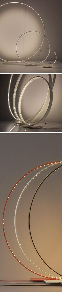 CLASSIC LED direct-indirect light table #lamp #light