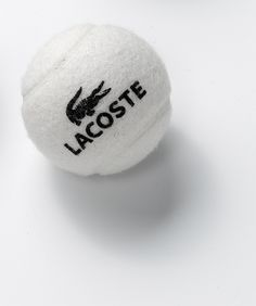 #Lacoste #tennis ball