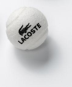 #Lacoste #tennis ball