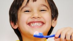 A regular children's teeth-cleaning routine is crucial permanently dental health. Follow the following tips and you'll facilitate keep your kids' teeth decay free:      Start brushing your children's teeth with halide dentifrice as before long because the 1st primary tooth breaks through (usually at around six months, however it may be earlier or later). It is vital to use a halide paste as this helps forestall and management caries.