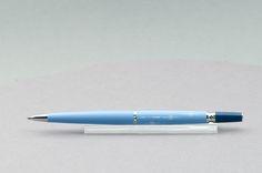 Paper Mate Vintage Double Heart Profile Ball Pen slim grip--BLUE-Mexico