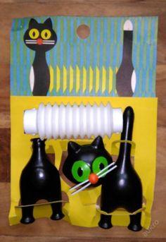 Stará retro hračka - Kocour (5893907763) - Aukro - největší obchodní portál
