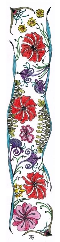 bladwijzer 6 Zentangle, Bookmarks, Formal Dresses, Fashion, Dresses For Formal, Moda, Zentangle Patterns, Formal Gowns, Fashion Styles