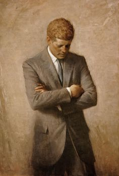 May 29, 1917 - John F. Kennedy the 35th President of the United States(1961-1963) is born in Brookline, Massachusetts