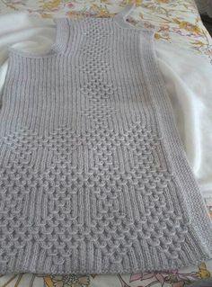 Diy Crafts - knitting,crochet-Blanket with Zig Zag Pattern Free Baby Knitting Patterns, Knitting Stiches, Knitting Blogs, Knitting For Beginners, Knitting Designs, Hand Knitting, Pullover Design, Sweater Design, Crochet Beanie