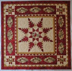 feathered star quilts | beautiful..I love the feathered stars. | Great Quotes