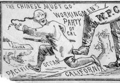 In 1882, America passed the Chinese Exclusion Act, marking the first time the United States restricted immigration.