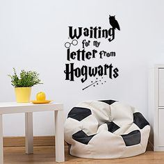 The Wand Chooses The Wizard Wall Decal Wall Vinyl Wall Décor - Custom vinyl decals barrie
