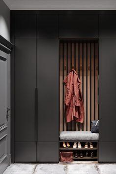 Wardrobe Door Designs, Wardrobe Design Bedroom, Wardrobe Doors, Hall Wardrobe, Home Room Design, Home Interior Design, House Design, Home Entrance Decor, House Entrance