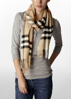 If I could drape myself in Burberry every day, I'd be the happiest girl alive.