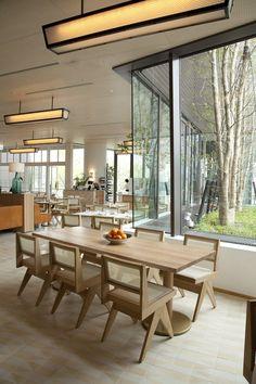 Tokyu Plaza Omotesando Harajuku, Tokyo, 2012 by Nap architects  --Great idea for a Cafe!