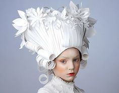 """Check out new work on my @Behance portfolio: """"Baroque paper wigs"""" http://be.net/gallery/31246849/Baroque-paper-wigs"""