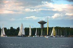 water tower in espoo