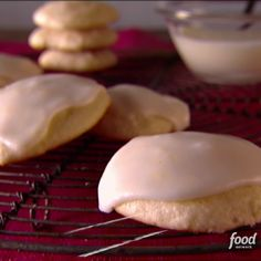 These light, sweet and tangy cookies make great gifts for any occasion. Try Giada's Lemon Ricotta Cookies drizzled with a Lemon Glaze!