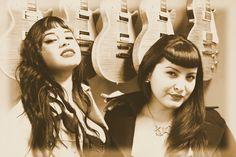 @sovietcustom #MelinaCardenes #SovietCustomShop #GuitarrasSoviet #SovietGuitar #PinUpArgentina #pinUpBuenosAires