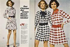 Burda Moden 03.1969 in Libros, revistas y cómics, Revistas, Moda y estilo de vida | eBay