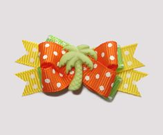 #BTQM390 - Mini Boutique Bow Palm Springs Baby