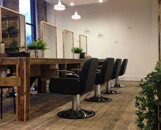 Superieur Andersonu0027s Hair Interiors Inspiration   Feature Small Salon, Salon Design,  Beauty Salons, Hairdresser