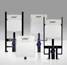 Valsir Flush Cisterns / Cassette di Risciacquamento
