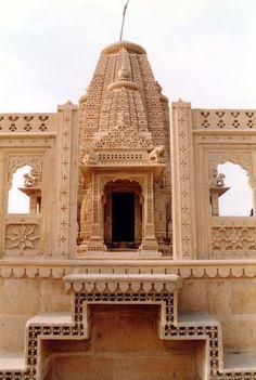Amar Sagar ( Jain temple )Jaisalmer, India