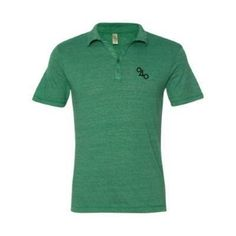 Eco-Jersey The Berke Urban Polo (Green) - When a standard polo just won't cut it, turn to one you'll wear again and again in an easy care blend. But it on EcoHabitude.com! #EcoApparel #Sustainable #Eco #marketplace #startup #sweatshopfree #EcoHabitude #Eco-Men