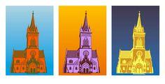 "Saatchi Art Artist Jacek lasa; New Media, ""Gothic church"" #art"