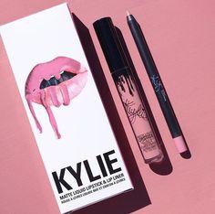 Kylie Jenner's Smile matte liquid lipstick