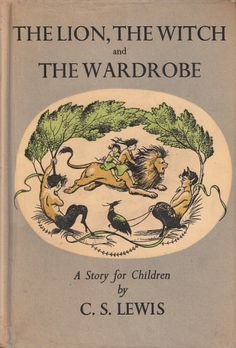 C.S. Lewis - The Lion, the Witch and the Wardrobe (1950)