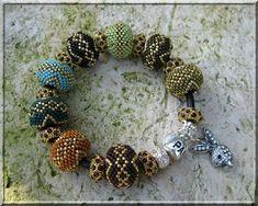 Mes 3 perles - Le Blog de Peetje Note spacers, too