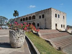 Alcazar de Colon- Dominican Republic. This palace was built for Columbus' brother, the first Spanish governor of Santo Domingo. #JetsetterCurator
