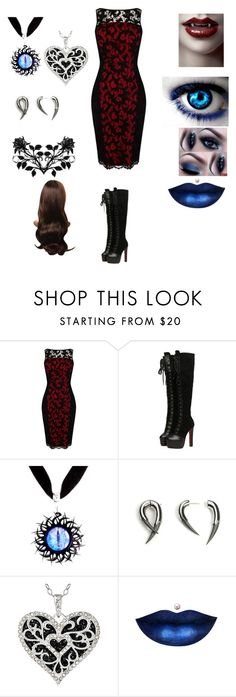 """""""Willow on the red carpet"""" by angle12345 ❤ liked on Polyvore featuring Karen Millen and Kasun"""