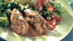 Honey Chipotle Chicken, Garlic Chicken, Chicken Crispers, Brown Sugar Bacon, Ribs On Grill, Beef Stroganoff, Food Inspiration, Dairy Free, Steak