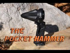 This Took My Money – Hammer Handle Pocket Slingshot