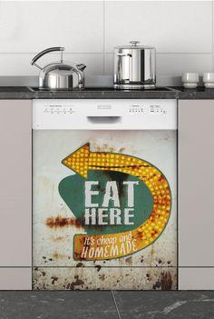 Indus,  Stickers électroménager lave vaisselle #sticker #électroménager #deco #intérieur #papierpeint #surmesure #peinture #graphisme #wallpaper #lavevaisselle