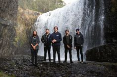 Another incredible metalcore band combined with a bit of Djent is In Hearts Wake #InHeartsWake #Metalcore #Djent #Band