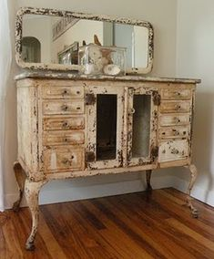 Such a cool piece of furniture!