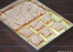 Ciasto bajeczne - Obżarciuch Sweets Cake, Polish Recipes, Polish Food, Food Cakes, Ketchup, Oreo, Banana Bread, Cake Recipes, Sweet Tooth