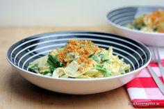 Schöner Tag noch! Food-Blog mit leckeren Rezepten für jeden Tag: Mangold-Tagliatelle mit Chili-Bröseln