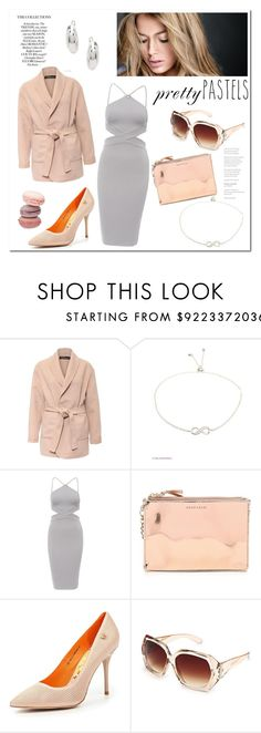 """""""Pretty Pastels"""" by molnijax ❤ liked on Polyvore featuring modern"""